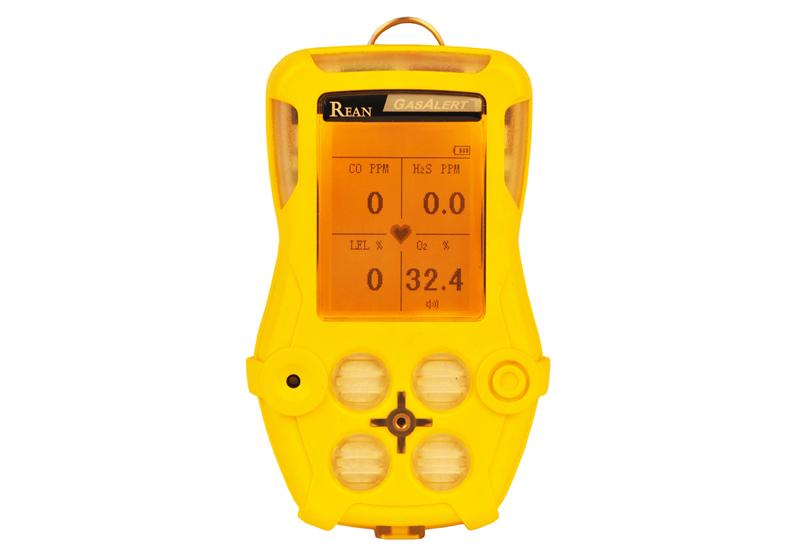 R40四合一可燃有毒气体检测仪