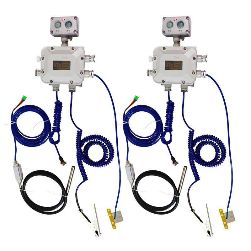 防溢流防静电控制器