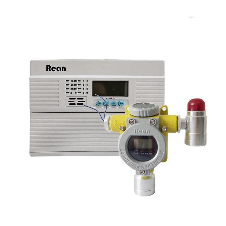 喷漆房里需要安装什么样的可燃气体报警器?